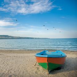 zuidelijk strand Varna