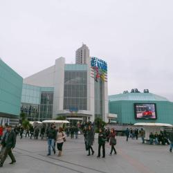 İstanbul Cevahir Shopping and Entertainment Center, Istanbul