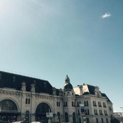 Stasiun Gare de La Rochelle