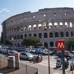 Colosseo Metro Station