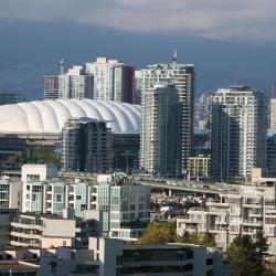 Rogers Arena - Formerly GM place