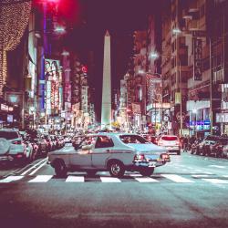 Corrientes Avenue, Buenos Aires
