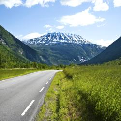 Monte Gaustatoppen, Rjukan
