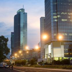 Centro comercial Plaza Indonesia