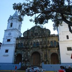 Panama Viejo Cathedral