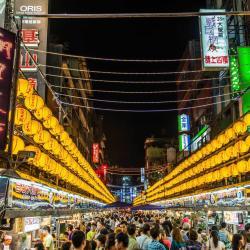 Mercato Notturno di Keelung Miaokou, Keelung