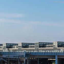 Berlin Südkreuz Train Station