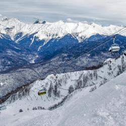 Zapovednyy Les Ski Lift