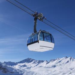 Aigle Ski Lift