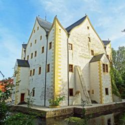 Dvorac Wasserschloss Klaffenbach