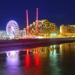 Boardwalk Amusement Area and Pier