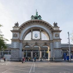 Lucerne Train Station