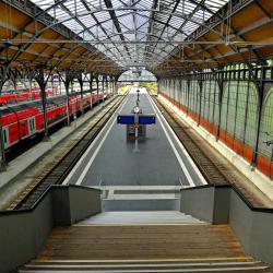 Luebeck Central Station