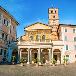 Basilica of Santa Maria In Trastevere