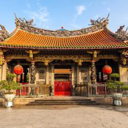 Mengjia Longshan-templet