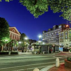 Hotels Around Harvard Square