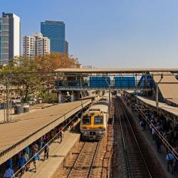 Dadar Train Station