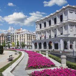 Námestie Plaza de Oriente