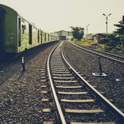 Dworzec kolejowy w Bandung