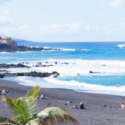 Playa Jardin Beach