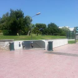 Станция метро Megaro Mousikis