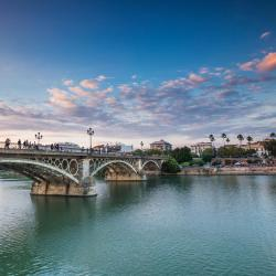 Triana Bridge - Isabel II Bridge