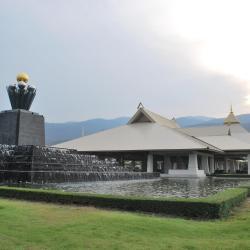 Chiang Mai-alþjóðlega ráðstefnu- og sýningarmiðstöðin