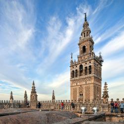 Giralda und Kathedrale von Sevilla