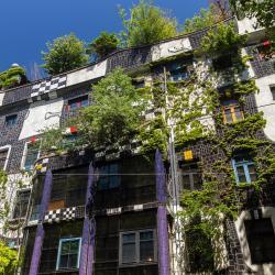 Kunst Haus Wien - Museum Hundertwasser