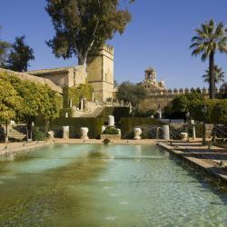 Alcazar de los Reyes Cristianos Palace