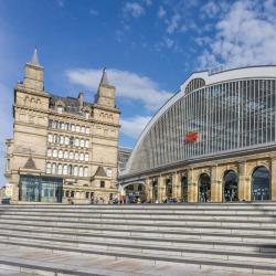Lime Street Train Station