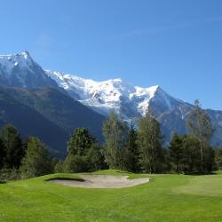 Chamonix Golf Course