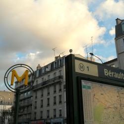 Bérault Metro Station