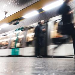 RER Le Guichet