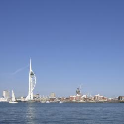Centrum wyprzedażowe Gunwharf Quays, Portsmouth