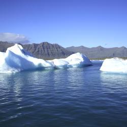 Laguna glaciale di Jokulsarlon, Hali