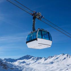 Mount Lussari Cable Car