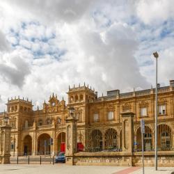 Estación de tren de RENFE de Zamora