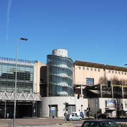 Messezentrum Fiera Milano City
