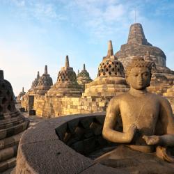Tempio di Borobudur, Borobudur