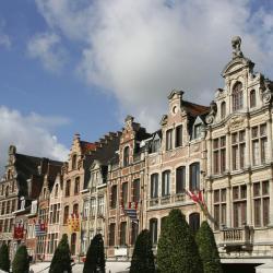 Vieux marché de Louvain