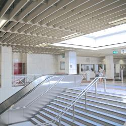 Станция метро Panepistimio