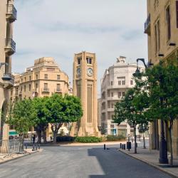 Place de l'Etoile - Nejmeh Square