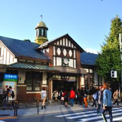 Stasiun Harajuku