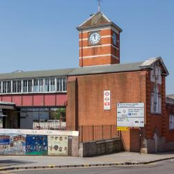 Harrow & Wealdstone Tube Station