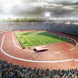 Estadi de futbol i atletisme Mike A Myers - Universitat de Texas