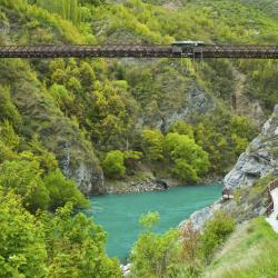 AJ Hackett Bungy Jumping - Kawarau Bridge