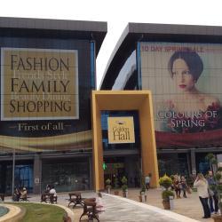Торговый центр Golden Hall