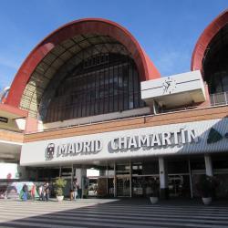 Dworzec kolejowy Madryt Chamartín