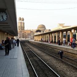 Luxor Train Station